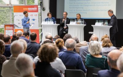 Das war der CO2 Abgabe e.V. auf den Berliner Energietagen 2019