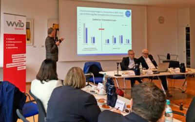 CO2 Abgabe e.V. zu Gast bei der wvib Schwarzwald AG