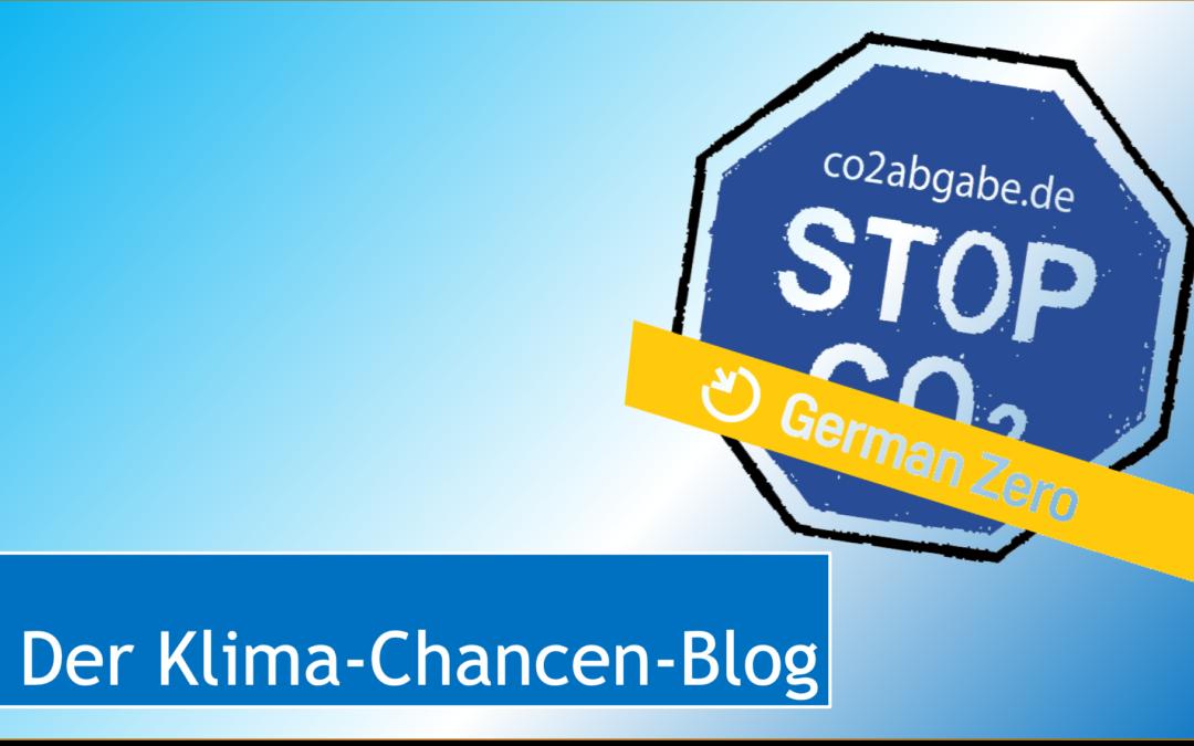 GermanZero, Klimaentscheide und ein 1,5°Gesetz – unsere letzten Pfeile im Köcher?