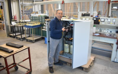 Gass GmbH & Co KG: Transformatoren und Drosseln – Made in Germany