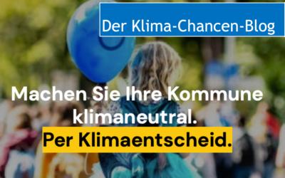 GermanZeros Klimaentscheide: Vom Stadtgespräch zur Klimaneutralität