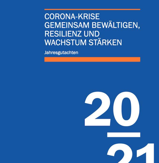 MEDIENINFO zur Übergabe des Jahresgutachtens der Wirtschaftsweisen an Bundeskanzlerin Merkel